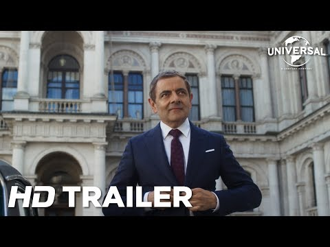 Johnny English 3.0 |  Tráiler 1 Oficial | 2018 (Universal Pictures) HD