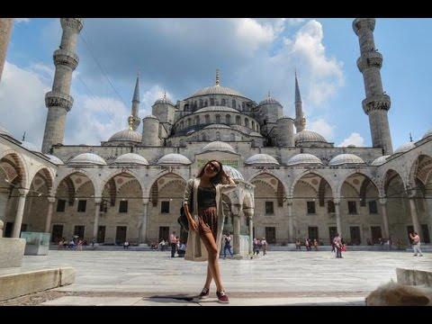 My trip. Turkey, Istanbul
