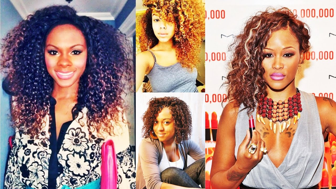 best way to style curly hair best curly hairstyles for black 7250