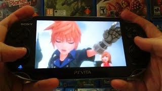 PlayStation Vita - World of Final Fantasy Gameplay