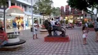 видео Курорт Кемер (Турция)