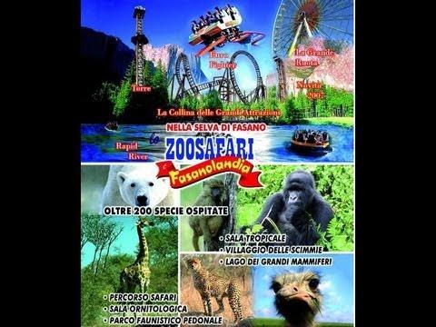 Fasanolandia - Zoo Safari - Brindisi - Italia - 1° parte
