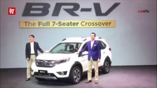 carsifu honda br v launch in malaysia
