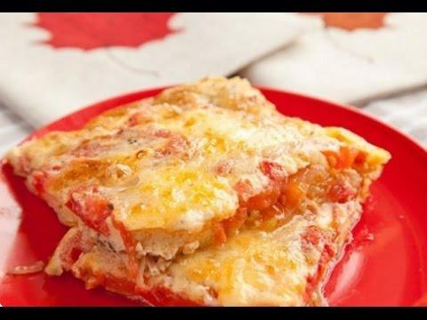 омлет на сковороде с сыром рецепт пошагово в