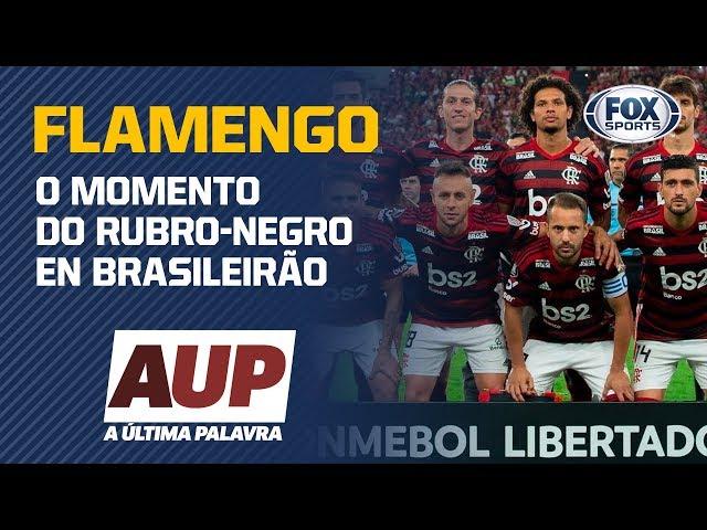 MELHOR ATAQUE, REINIER E JORGE JESUS! Flamengo é o tema do A Última Palavra