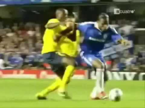 | Chelsea Vs Barcelona - The biggest robbery in the history of Soccer |