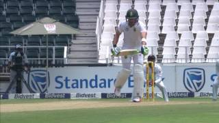 South Africa vs Sri Lanka - 3rd Test - Day 2 - Session 1 Highlights