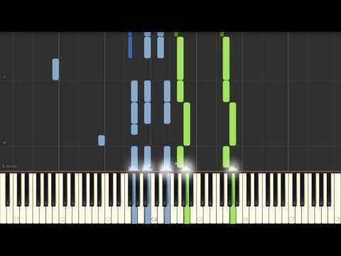 Once Upon a December - Anastasia (Piano Tutorial) by Aldy Santos