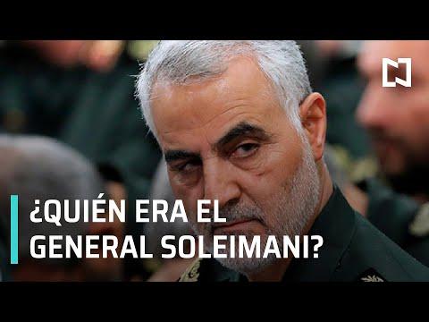 ¿Quién era el general iraní Qassem Soleimani? - Despierta