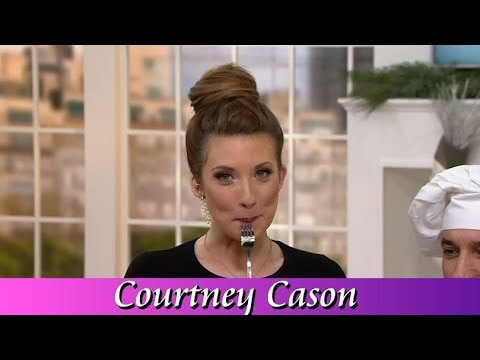 Qvc Host Courtney Cason Youtube