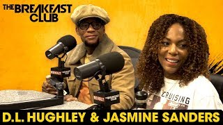 DL Hughley Talks Side Babies Oprah Bill Cosby His Relationship With Steve Harvey  More