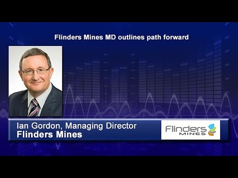 Flinders Mines MD Outlines Path Forward