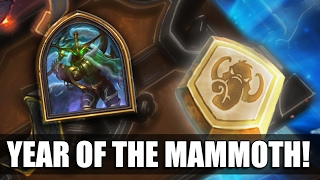 Hearthstone - Year of the Mammoth explained