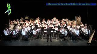 Toccata in D Minor, J.S.Bach, Ray Farr, Kevin Lamb HSJdB 2014