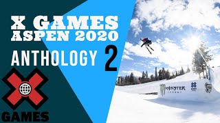 X GAMES ASPEN 2020 ANTHOLOGY: Part 2   X Games Aspen 2020