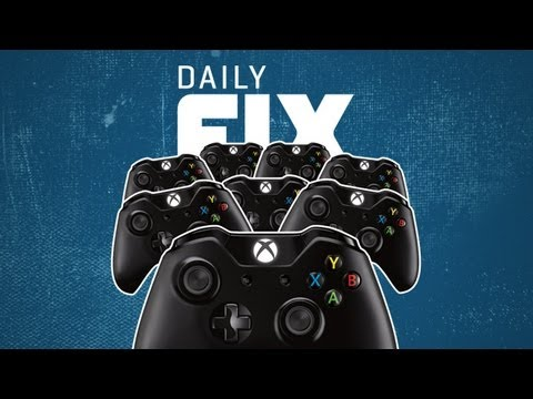 Xbox One's 8 Controllers, No External Storage at Launch! PS4 VR Headset? - IGN Daily Fix 09.03.13