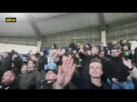 Sfeervideo Willem II ADO Den Haag