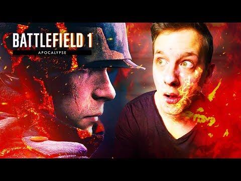 Willkommen in der Hölle! | Battlefield 1 Apocalypse Gameplay
