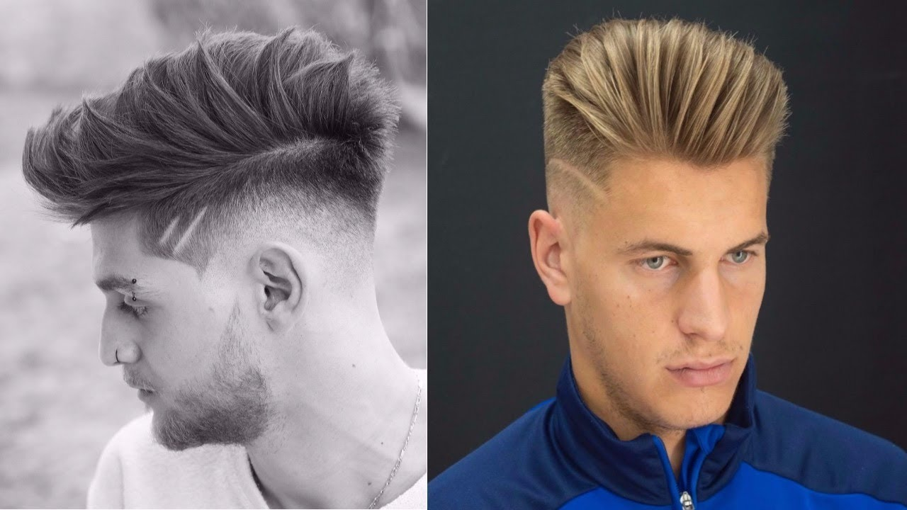 new sexy hairstyles for men 2017-2018 | new cool hairstyles for men
