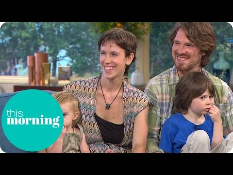 Off-Grid Parents Explain Their No Rules, No School, No Medicine Philosophy | This Morning