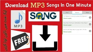 Download songs free mp3