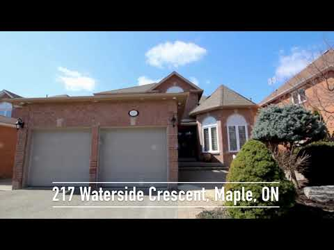 217 Waterside Cres, Maple On