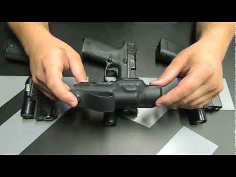 The X-FER Holster by Armordillo Concealment