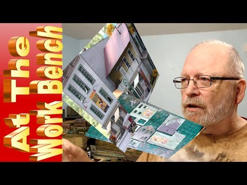 The Gravely Building - Weathering The Walls - At The Work Bench Ep 13