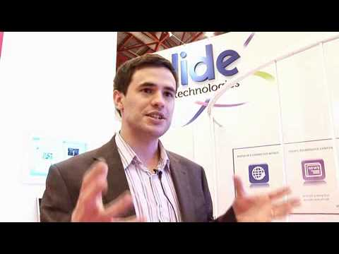 Glide Technologies at Internet World 2010