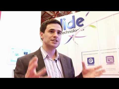 Glide Technologies at Internet World 2010