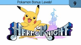 HarmoKnight - Pokemon Bonus Levels