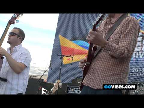 """Ryan Montbleau Band Performs """"You Crazy You"""" at Gathering of the Vibes Music Festival 2012"""