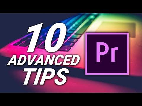 10 PRO TIPS & TRICKS for PREMIERE PRO