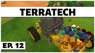 TerraTech - Ep. 12 - Totem Pole of Sweetness! -  Let