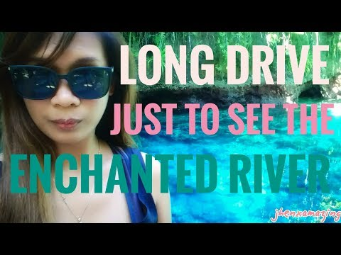 "Day 1 ""Long travel is real"" Davao to Hinatuan river to Surigao city port"