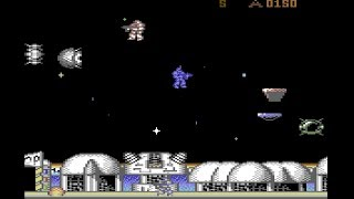 Retrograde Longplay (C64) [50 FPS]
