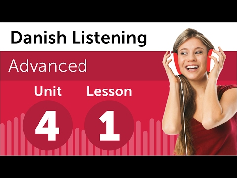 Danish Listening Practice -  Which Bank Should You Choose in Denmark?