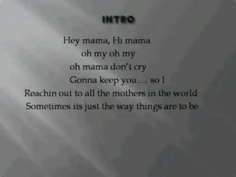 Sizzal Thank you Mama Lyrics