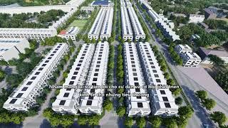 Khu đô thị kiểu mẫu số 1 Hồng Thái _ Đồng Hỷ _ Thái Nguyên _ TVC