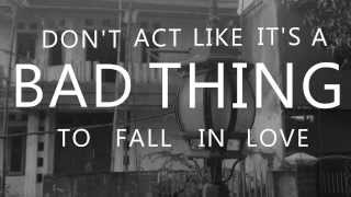Justin Timberlake - Not A Bad Thing (Lyric Video)