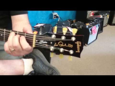 Big Apple Music Gibson Les Paul Junior 15 Demo