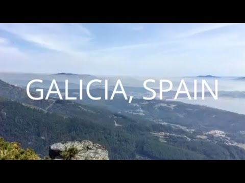Days with Carla in Galicia, Spain  - Easter 2017