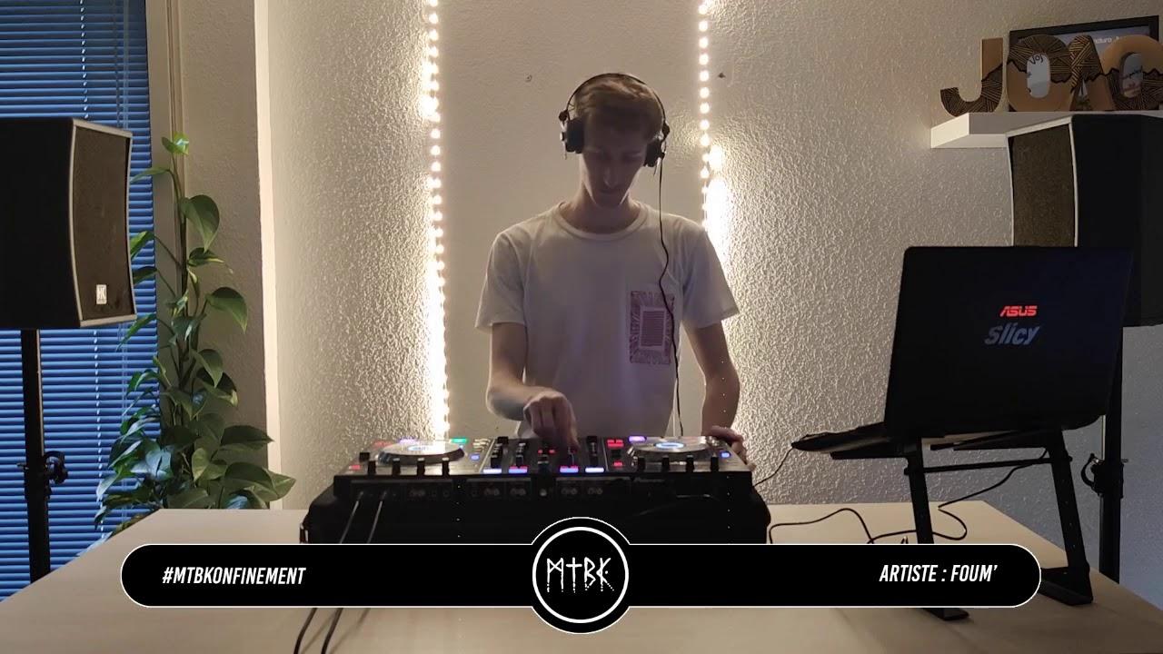 Live Stream Archive - DJ set Foum' (2)