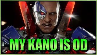 SonicFox - More Kano Fun Vs KevMan  【Mortal Kombat 11】