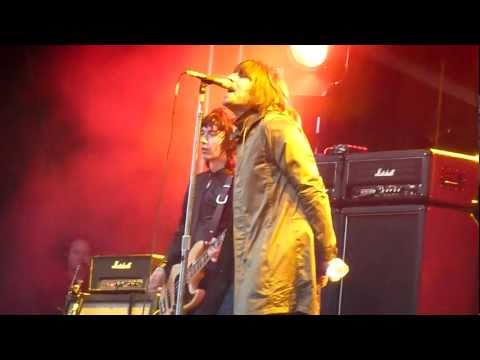 Beady Eye - The Roller (Hultsfred 2011)