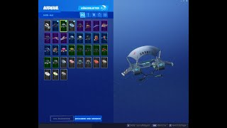 Fortnite OG Account with Mako Glider, Sugar Chop! - Fortnite account for sale/exchange!