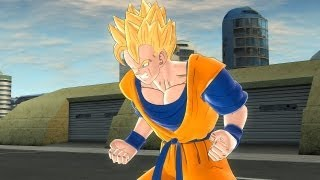First 30 Minutes: Dragon Ball: Raging Blast 2 [XBOX360/PS3] (720p HD) Part 1/2