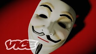 Meeting Anonymous Without The Masks (Cyberwar Full Episode)