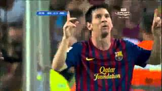 FC Barcelona   Real Madryt 32 Leo Messi TVP SPORT NEW