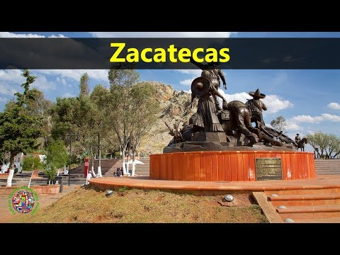 Best Tourist Attractions Places To Travel In Mexico | Zacatecas Destination Spot